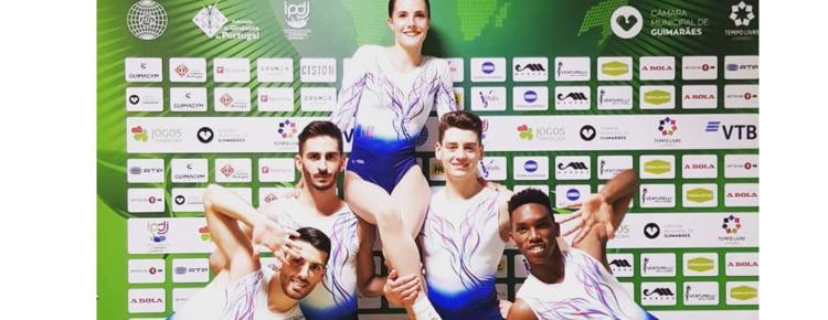 AEROBIC - l'ASEAT aux championnats du Monde 2018