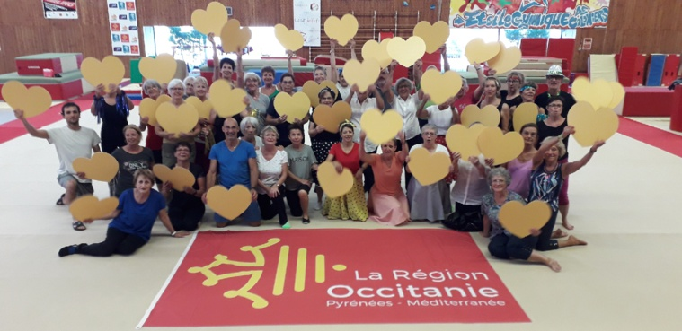Dernier regroupement OCCITALIE - GOLDEN AGE 2018