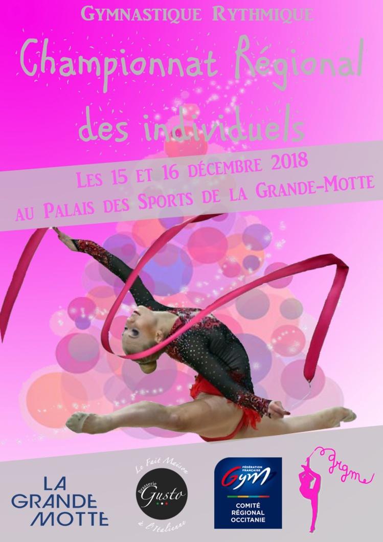 GR - Individuelles  Performance Fédérale et Régionale Occitanie