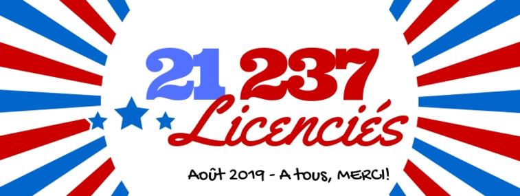 Compteur licences