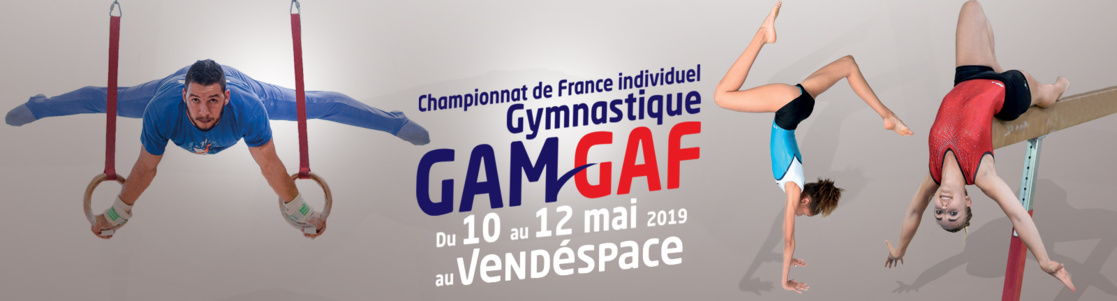 QUALIFICATION CHAMPIONNATS DE FRANCE GAM-GAF