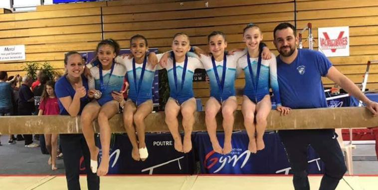 SV Sète Vice-championnes de France 2019