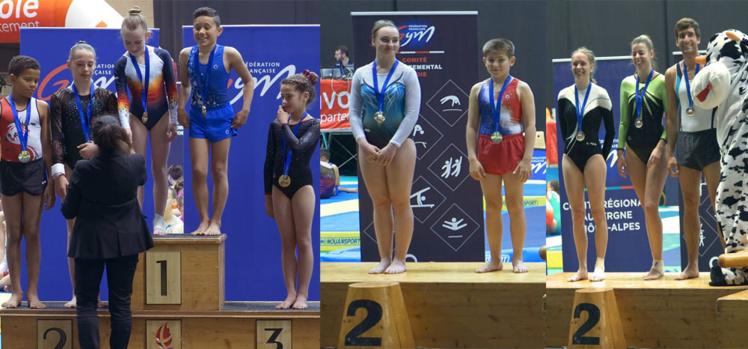 TU- Théo FOURNEX Champion de France 2019 et 6 médailles à Albertville