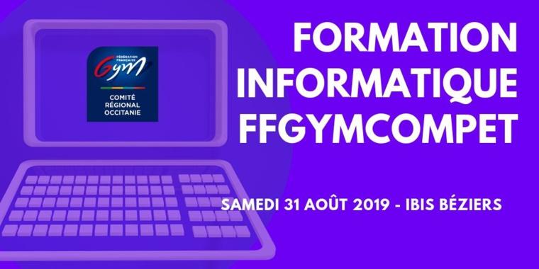 FORMATION INFORMATIQUE - 31 Août à BEZIERS