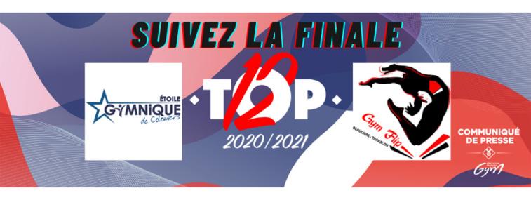 COLOMIERS ET BEAUCAIRE EN FINALE DU TOP 12 CE WEEK END SUR FRANCE TV !