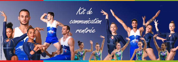 Rentrée 2021 - Kit de communication