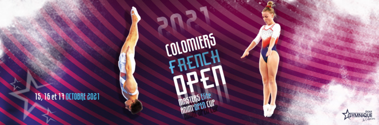EVENEMENT - COLOMIERS FRENCH OPEN - du 15 au 17 octobre 2021