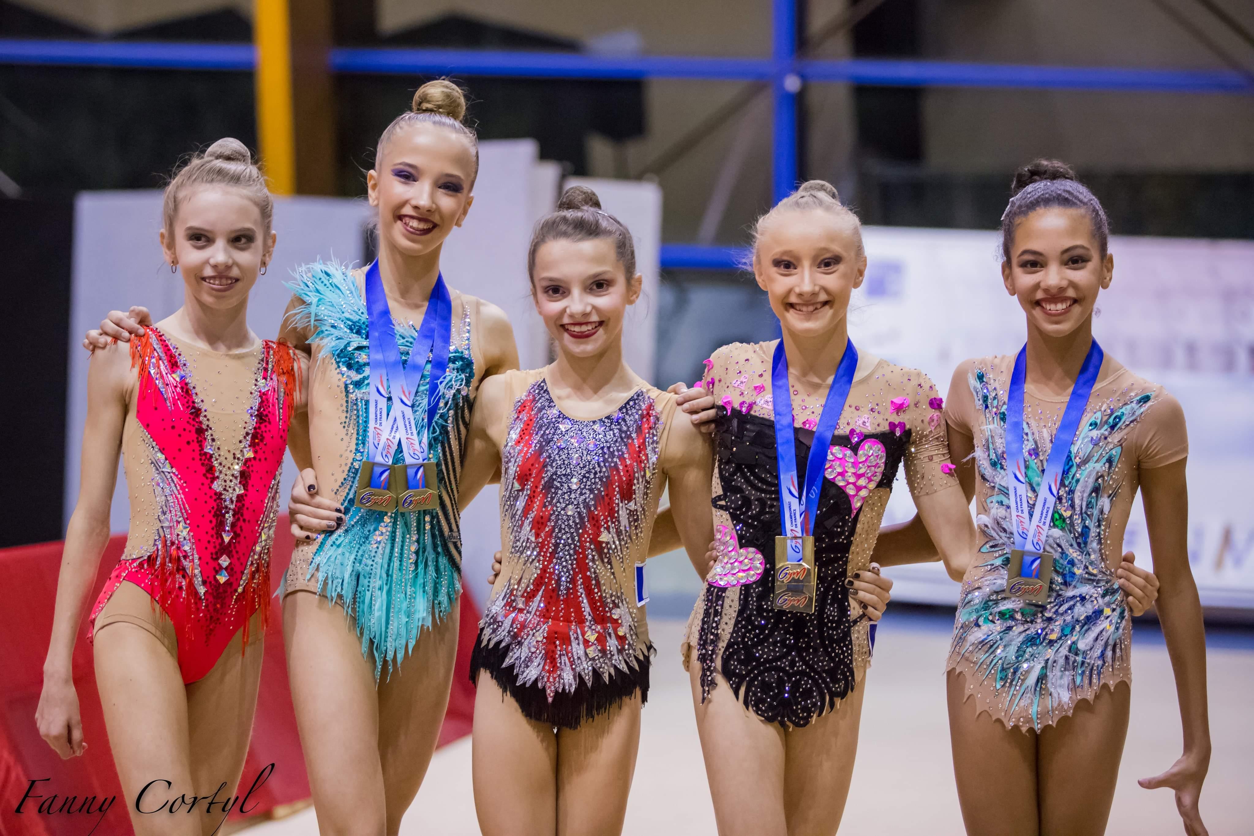 les juniors du Pôle de Montpellier