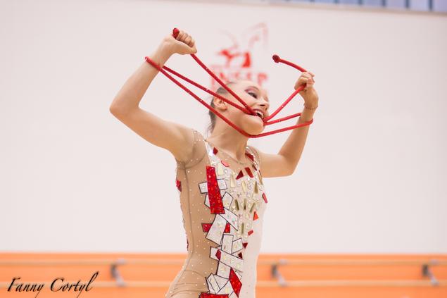 GR - Lily RAMONATXO sélectionnée pour les Championnats d'Europe 2020 !