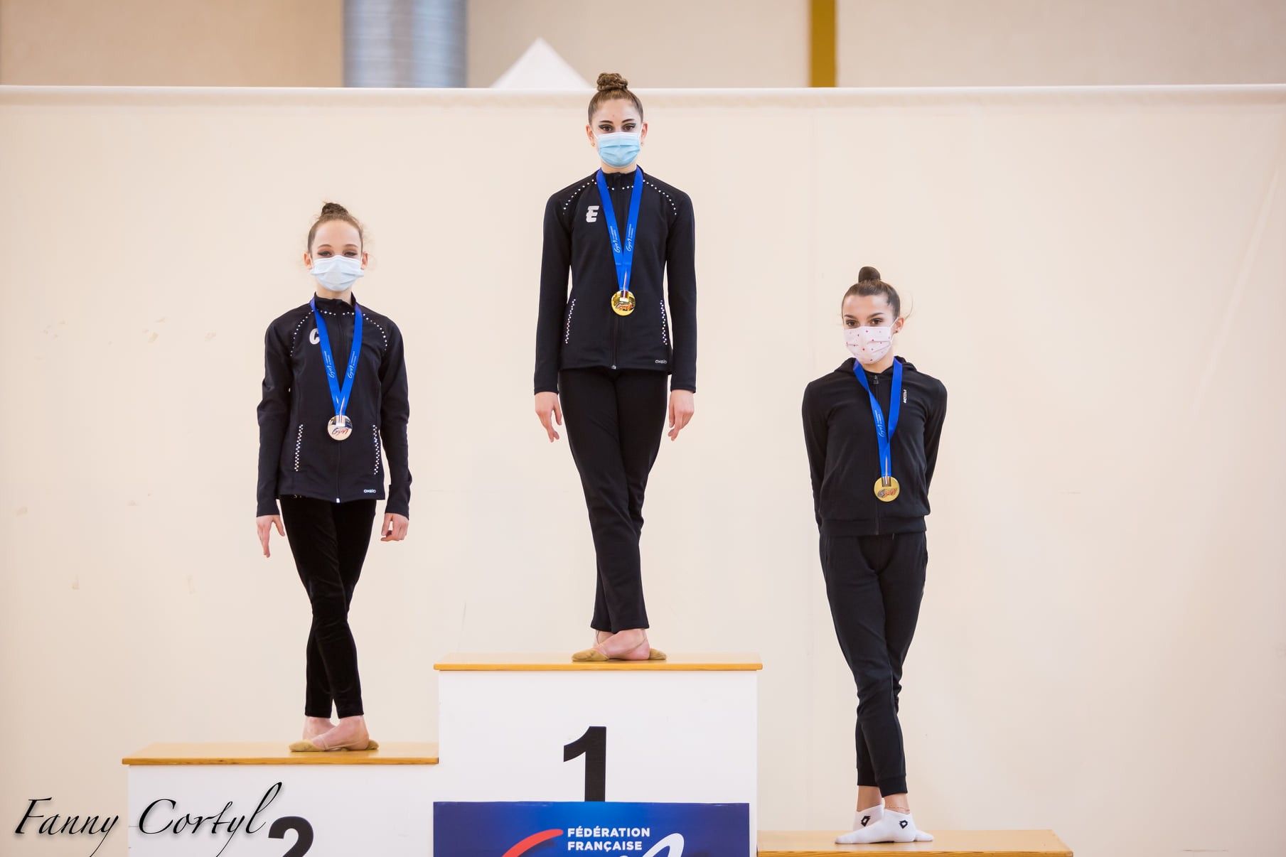 Justine Lavit (Odos) 3eme Junior