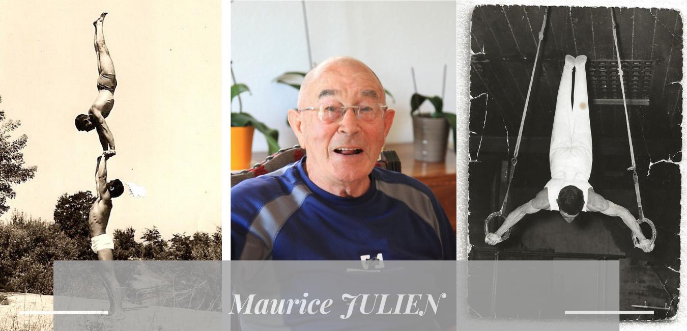 Hommage à Maurice JULIEN