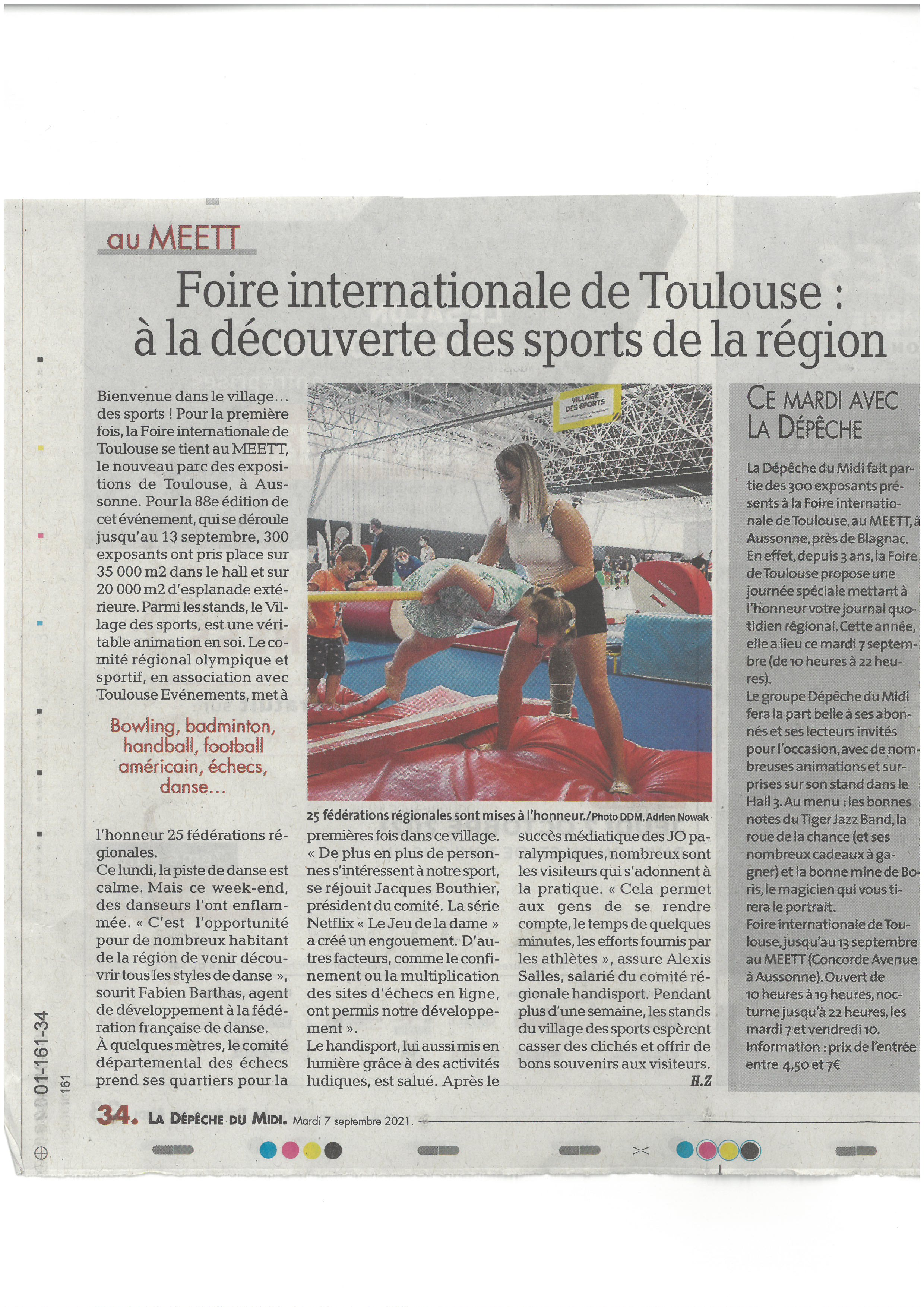 Foire Internationale de Toulouse - Edition 2021