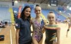 GR - Interview exclusive de Lily et Maëlle sélectionnées pour les championnats du Monde Juniors 2019