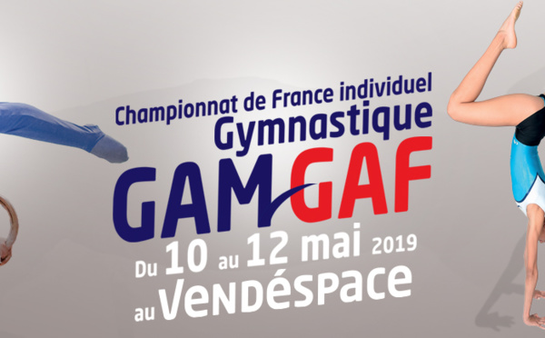 QUALIFICATION CHAMPIONNATS DE FRANCE GAM-GAF