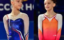 Lola Laurent et Livane Masse en compétition internationale au Canada !