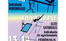 GAM Compétition Individuels Fédéral A et Individuels Performance 13 et 14 Avril 2019 à Colomiers