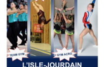 TEAM GYM AVRIL 2019 L'ISLE JOURDAIN