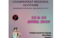 GR - Championnat Régional Toulouse le 13 et 14 avril 2018