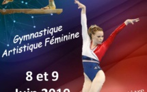 GAF - FINALE REGIONALE - Equipes FED A - 8 et 9 Juin 2019 à RODEZ