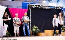 GR - Maelle Millet et Lily Ramonatxo honorées par le Comité Occitanie à la Dany Cup