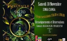 INVITATION SPECTACLE GYM PROD - Le 30 NOVEMBRE à BEZIERS