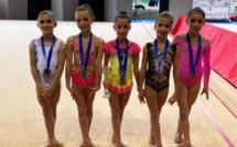 GR- Revue nationale - l'Equipe OCCITANIE est médaillée de Bronze !