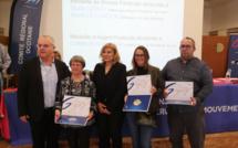 Les occitans médaillés par la Fédération