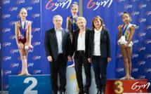 GR - 4 podiums aux Championnats de France Individuelles