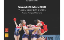 GR - Championnat Interdépartemental Est PERF-FED-REG - ENSEMBLE-EQUIPE THUIR