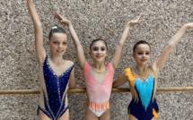 GR - Nos gymnastes dans le Top 10 sur la Revue Jeunesse ce week end à Calais