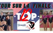 COLOMIERS ET BEAUCAIRE EN FINALE DU TOP 12