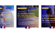 COVID - Nouvelles mesures sanitaires pour le Sport 8 avril 2021