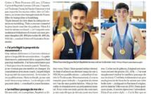 Nos champions de France Elite dans la presse !